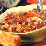 quick-fix venison chili