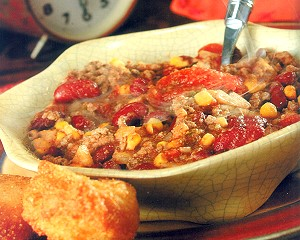 Quick-Fix Venison Chili Recipe
